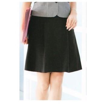 ソフトプリーツスカート FS45728-55 フォーク(ヌーヴォ)