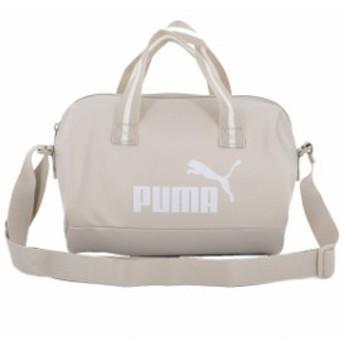 プーマ ウィメンズ コア UP ハンドバッグ (075954) 7L トートバッグ : シルバー PUMA