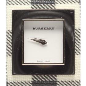 バーバリー 腕時計 14200L クオーツ ホワイト BURBERRY レディース  中古