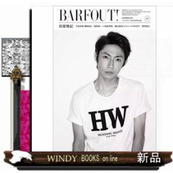 BARFOUT! Culture Magazine From Shi 相葉雅紀/今泉佑唯/岡田准一