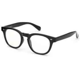 ザ ショップ ティーケー ブルーライトカットメガネ メンズ ブラック(019) 00 【THE SHOP TK】