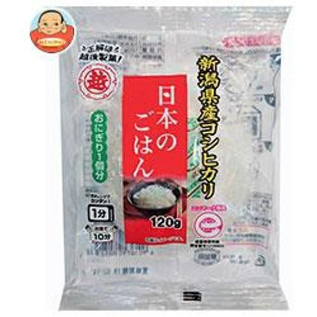 【送料無料】越後製菓 日本のごはん 120g×12袋入