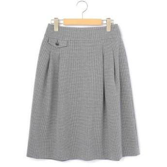 KEITH / キース スモールギンガム スカート