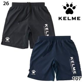 ケルメ KELME プラクティスパンツ KC19S118 メンズ サッカー フットサル プラクティスパンツ ハーフパンツ 練習 部活 吸汗速乾 2019年春夏