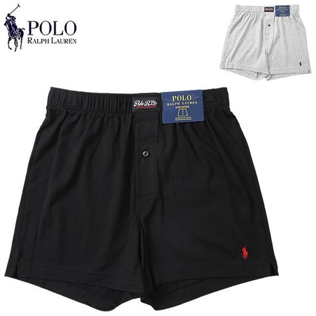 5b96242fac2 ポロラルフローレン トランクス メンズ ニット パンツ ブランド Cotton Modal Covered POLO RALPH LAUREN
