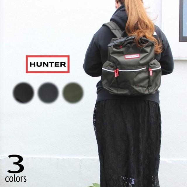 ハンター HUNTER バッグ オリジナル ミニ トップクリップ バックパック ナイロン UBB6018ACD ブラック(BLK) ネイビー(NVY) ダークオリーブ(DOV)