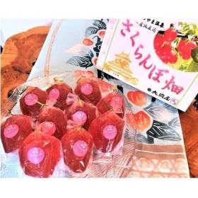 【季節限定品】上山さくらんぼゼリー 10個 箱入 0005-232