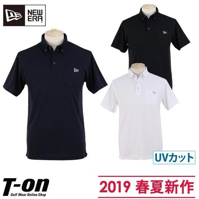 a675319f01287 ポロシャツ メンズ ニューエラ New Era NEW ERA 日本正規品 2019 春夏 新作 ゴルフウェア
