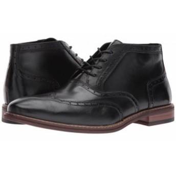 Stacy Adams ステーシーアダムス メンズ 男性用 シューズ 靴 ブーツ チャッカブーツ Ackerly Black【送料無料】