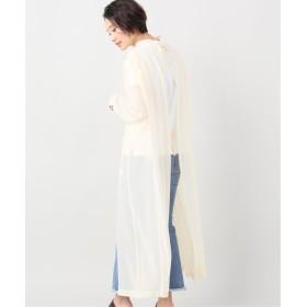 JOINT WORKS MAISON EUREKA retro maxi dress blouse ホワイト フリー