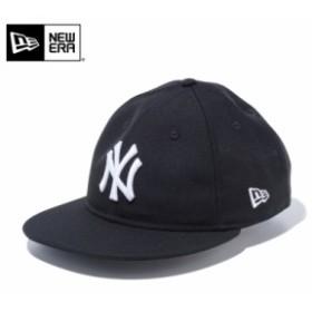 【メーカー取次】 NEW ERA ニューエラ MLB Retro Crown 9FIFTY ニューヨーク・ヤンキース ブラック 12018891 キャップ / 帽子
