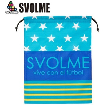 スボルメ SVOLME スターボーダーシューズ袋 153-60329 サッカー フットサル ケース シューズバッグ