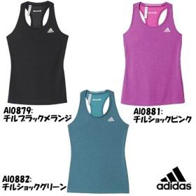 アディダス adidas レディース ランニング ノースリーブ シャツ ウェア ワークアウト クライマチルタンクトップ LPA80