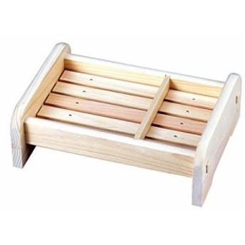 ヤマコー 白木 石けん台