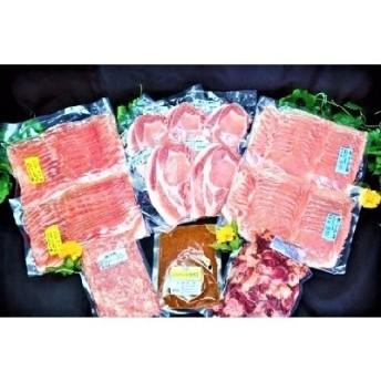 山形県産豚肉と国産牛スジ豪華セット 0006-214