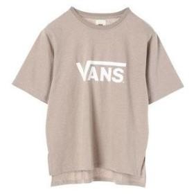 アースミュージックアンドエコロジー earth music&ecology VANS×earth Tシャツ (Khaki)
