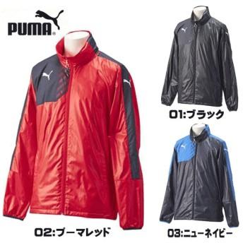 プーマ PUMA プーマ サッカー ウインドブレーカー 裏地付ウインドブレーカー ジャケット 654689