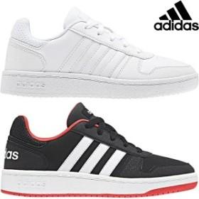 【送料無料】アディダス ADIHOOPS 2.0 K adidas ジュニア キッズ 靴 シューズ スニーカー B76067 F35891 アディフープス