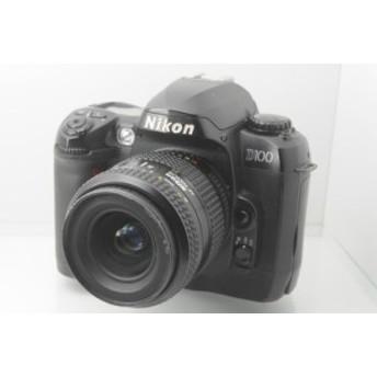 【中古 保証付 送料無料】Nikon ニコン D100 レンズキット / 一眼レフカメラ 初心者/ 一眼レフカメラ ニコン/カメラレンズ デジタルカ