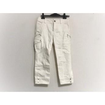 【中古】 ボディドレッシングデラックス BODY DRESSING Deluxe パンツ サイズ7 S レディース 白