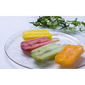 【先行予約】溶けないアイスキャンデー&溶けるアイスキャンデー(計4本)