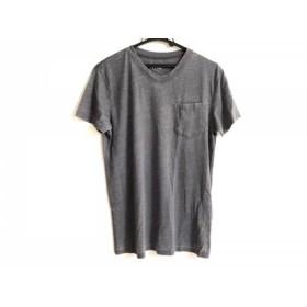 【中古】 ロンハーマン Ron Herman 半袖Tシャツ サイズM メンズ ダークグレー