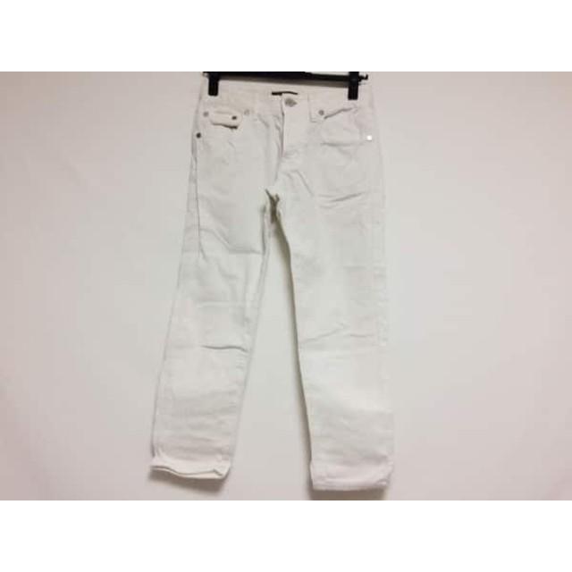 【中古】 スタニングルアー STUNNING LURE パンツ サイズ34 S レディース 白