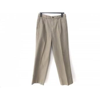 【中古】 バーバリーズ Burberry's パンツ サイズ79 メンズ ベージュ