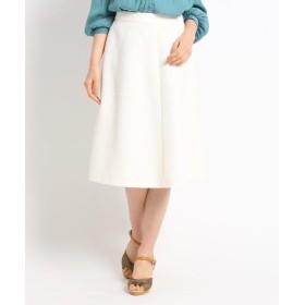 SUNAUNA スーナウーナ フラワージャカードスカート 2001504668