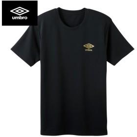 GUNZE グンゼ umbro(アンブロ) Tシャツ(メンズ) ネービーブルー L