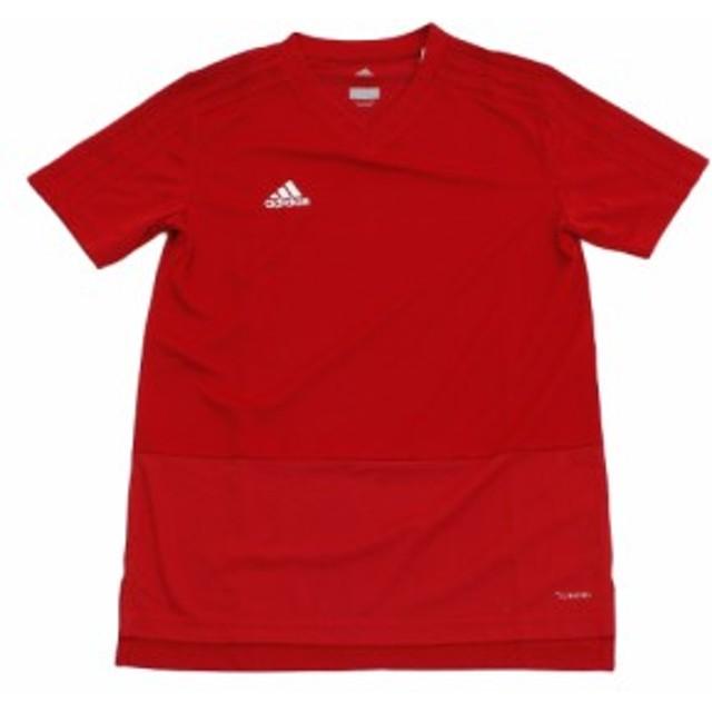 アディダス(adidas)ジュニア CONDIVO18 トレーニングシャツ DJV17- CG0375 (Jr)