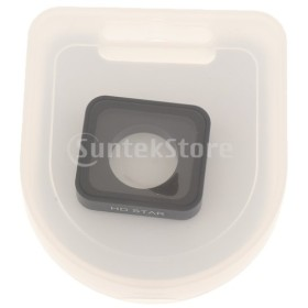 FLAMEER スターフィルター 6線 GoPro Hero 7 5 6対応 カメラレンズ保護カバー