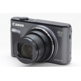 [中古] Canon PowerShot SX720 HS(BK)