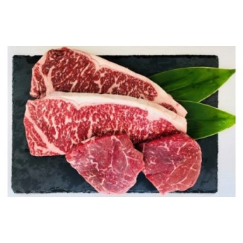 おおいた豊美牛ステーキセット(計560g)