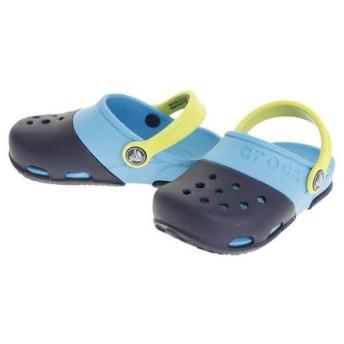 クロックス(crocs) ElectroIIClg NavyEbl #D15608-41T (Jr)