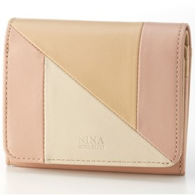 [マルイ] ラ ボール 二つ折りBOX財布/ニナ・ニナ リッチ(NINA NINA RICCI)