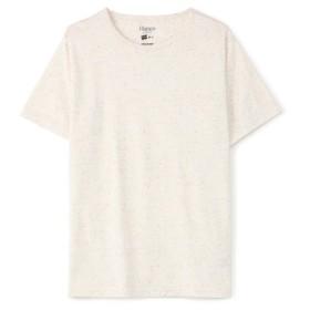 HANES クルーネックTシャツ メンズ I