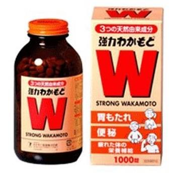【わかもと製薬】 強力ワカモト(わかもと) 1000錠