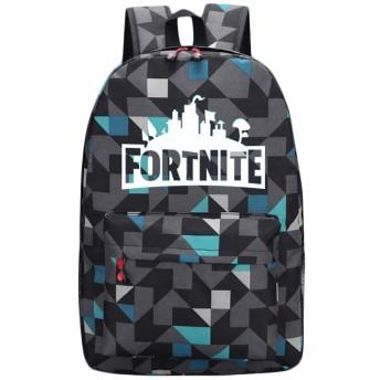 Fortnite リュックサック 夜光バッグ キッズデイパック 登山バッグ アウトドア 子供 メンズ レディース 多機能 通学通勤 旅行リュック かばん 鞄