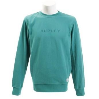 ハーレー(HURLEY) FLC ATLAS BOX クルーネックスウェット SISAJ2214-321 (Men's)