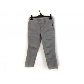 【中古】 マーガレットハウエル MargaretHowell パンツ サイズ26-24 レディース グレー