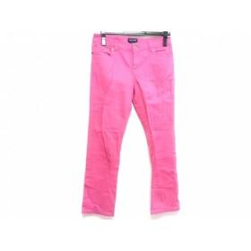 【中古】 ラルフローレン RalphLauren パンツ サイズ14 XL レディース ピンク