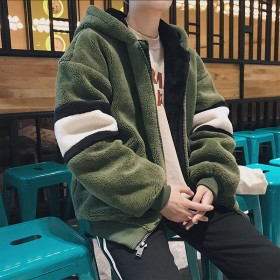 2019新作 メンズブルゾン 韓国ファッション スタンド ジャケット カジュアル ストリートスタイル メンズ ブルゾン 2019春秋3color