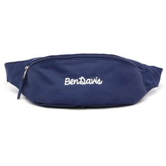 ギャレリア ベンデイビス ウエストバッグ BEN DAVIS ボディバッグ EMBRO WAIST BAG BDW 9307 ユニセックス ネイビー F 【GALLERIA】