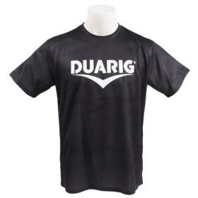 デュアリグ(DUARIG) ドライプラス UV メッシュ総柄Tシャツ 863D9CD9310 BLK (Men's)