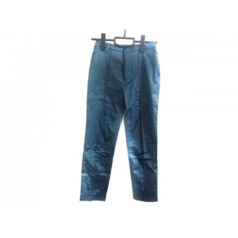 【中古】 スタニングルアー STUNNING LURE パンツ サイズ0 XS レディース ブルー