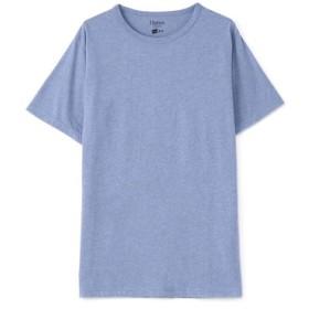 HANES クルーネックTシャツ メンズ 淡加工色