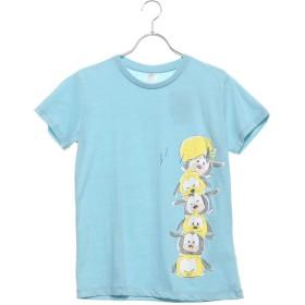 Disney ディズニー 半袖Tシャツ レディース DN-9C22219TSTM