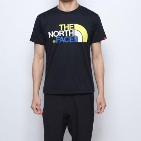 ザ ノース フェイス THE NORTH FACE メンズ トレッキング 半袖Tシャツ S/S Colorful Logo Tee NT31931