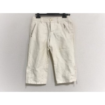 【中古】 ボディドレッシングデラックス BODY DRESSING Deluxe パンツ サイズ36 S レディース アイボリー